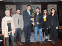ELEKTRİKLİ OTOMOBİL - GSO Başkanı Ünverdi'den Üniversite Öğrencilerine Tam Destek