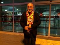 HIKMET KARAMAN - Hikmet Karaman Kayseri'de