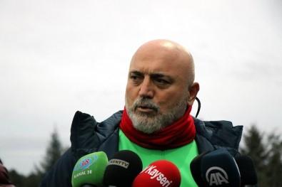Hikmet Karaman, Kayserispor'un Başında İlk Antrenmanına Çıktı