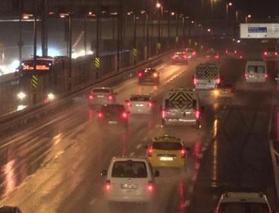 İstanbullular dikkat! Yağış etkisini artırıyor