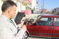Yok Artık - 'Kara Şimşek'e özendi, 1993 model otomobilini konuşturdu