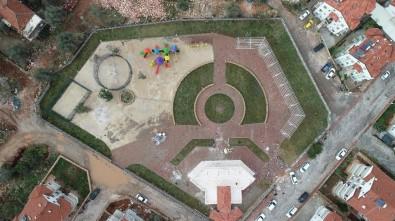 Kaş'a Yeni Park Ve Sosyal Tesis