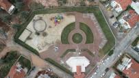 SOSYAL TESİS - Kaş'a Yeni Park Ve Sosyal Tesis