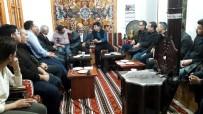 MUSTAFA DOĞAN - Kilis 7 Aralık Üniversitesi'nde İrfan Meclisi Söyleşileri Başladı