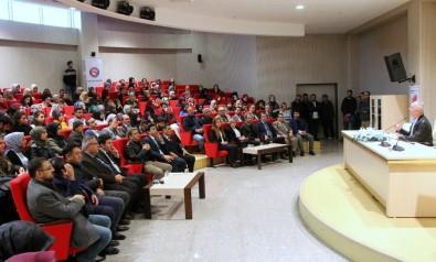 Kiliste 'Diriliş Çağrısı Ve Sezai Karakoç' Konferansı