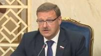SAVAŞ GEMİSİ - Kosachev Açıklaması 'ABD'nin Karadeniz'deki Askeri Varlığı Gerginliği Arttırır'