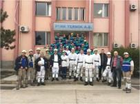 ÇAYıRHAN - Madenciler Günü İçin Yeraltında Buluştular