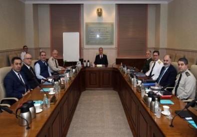 Milli Savunma Bakanı Akar Başkanlığında Yeni Askerlik Sistemi Toplantısı