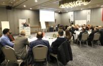 BASIN KURULUŞU - MTSO'da 'Mersin Başkanından Ne Bekliyor?' Konferansı