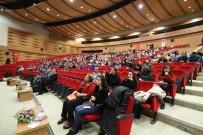 DAMAT İBRAHİM PAŞA - NEVÜ'de 'Kalite, Akreditasyon Ve Yüksek Öğretimde Kalite' Konferansı Düzenlendi