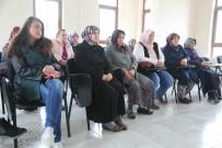 BÜYÜKDERE - Odunpazarı Halk Merkezlerinde Kadın Hakları Günü Kutlamaları