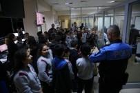 İBN-İ SİNA - Öğrenciler KGYS Binasında