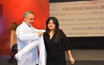 BİRİNCİ SINIF - OMÜ Diş Hekimliği Fakültesinde Beyaz Önlük Giyme Sevinci