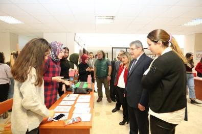 PAÜ'de 'Materyal Dersi Sergisi' 140 Projeyle Açıldı
