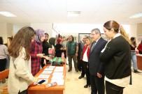 MUSTAFA VURAL - PAÜ'de 'Materyal Dersi Sergisi' 140 Projeyle Açıldı