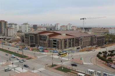 Şahinbey'de Bölgenin En Büyük Kongre Merkezi İnşa Ediliyor