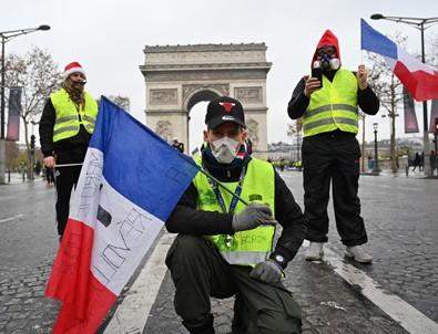 Fransa'da resmi açıklama geldi
