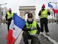 ELYSEE SARAYı - Fransa'da resmi açıklama geldi