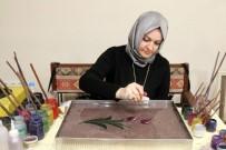 EBRU SANATı - SAÜ' De 'Osmanlı'da Kültür - Sanat Ve Sokakta Yaşam' Etkinliği Düzenlendi