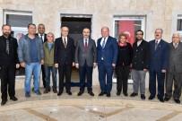 CAFER ESENDEMIR - Seyhan Ve Yüreğir Devlet Hastaneleri İnşaatı Ocak'ta Başlayacak