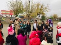 TRAFİK CEZASI - Siirt'te Okul Önlerinde Güvenlik Uygulaması