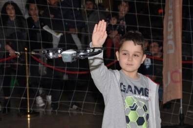 Tekira Drone Festivali Büyük Beğeni Topladı