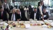 TRABZON VALİSİ - Trabzon Valisi Ustaoğlu, Gazetecilerle Bir Araya Geldi