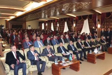 Türk Tarih Kurumu'nda 'Büyük Bozkır'ın Manevi Dirilişi' Konferansı