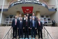 Vali Ali Hamza Pehlivan İl Genel Meclis Üyelerini Ağırladı