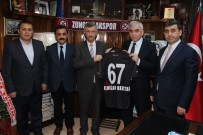 OCAKLAR - Vali Bektaş, GMİS'i Ziyaret Etti
