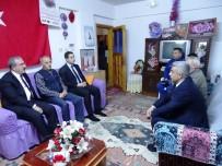 EMNİYET AMİRİ - Vali Toraman Açıklaması Devletin Kapısı Şehit Ailelerine Daima Açıktır