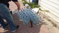 Yalova'da Kaçak İçki Ve Sigara Operasyonu