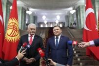 PARLAMENTO - Yıldırım'dan Kırgızistan'a FETÖ Uyarısı