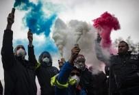 ALIM GÜCÜ - Zafer Sarı Yeleklileri Durdurmuyor, Fransa'da Eylemler Artmaya Devam Ediyor