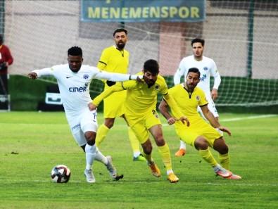 Ziraat Türkiye Kupası Açıklaması Menemen Belediyespor Açıklaması 1 - Kasımpaşa Açıklaması 2