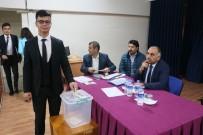 SEÇİMİN ARDINDAN - Aksaray'da 16. Dönem İl Öğrenci Meclis Seçimi Yapıldı