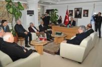 İMZA TÖRENİ - Akşehir Akademisi Vakfı Mütevelli Heyetinden Başkan Akkaya'ya Ziyaret