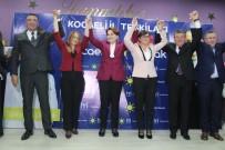 Akşener, Seçim Startını Kocaeli'den Verdi