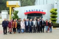 DÜNYA REKORU - Aladağ'da Görevli Öğretmenler Sanibey Barajı Ve HES'te