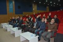 DEMİRYOLLARI - Aliağa Belediye Meclisinin İkinci Birleşimi Tek Gündem İle Toplandı