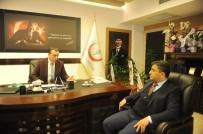 Altunbaş Yapılması Planlanan Trabzon Şehir Hastanesiyle İlgili Konuştu
