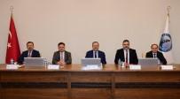 AFYONKARAHISAR TICARET VE SANAYI ODASı - Anadolu Üniversitesi Üniversite-Sanayi İş Birliğinde Önemli Bir Protokole İmza Attı
