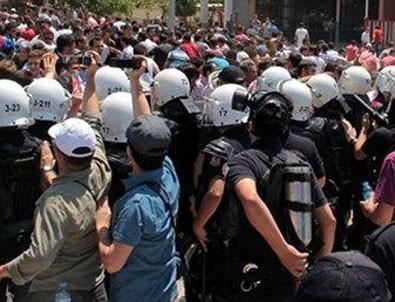 AYM'den Soma protestosunda polis müdahalesi için
