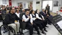 DÜNYA ENGELLILER GÜNÜ - Atatürk Havalimanı Apronunda 'Engelsiz Yaşam' Semineri