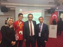 AVRUPA ŞAMPİYONU - Bakan Selçuk,  Avrupa Satranç Şampiyonu Serhat Berat'ı Kabul Etti