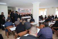 İSMAİL TAMER - Başkan Büyükkılıç Oto Galericiler Sitesi Esnafı İle Bir Araya Geldi