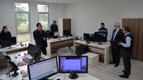 MUSTAFA DOĞAN - Bilişim Altyapısı Yeni Yerinde Modern Teknolojiyle Yönetilecek