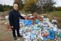 NİLÜFER - Bozbey'den Çevreyi Kirletenlere Sert Tepki