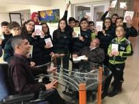 ALI HAYDAR - Çamlıca Kolejinde İmza Günü