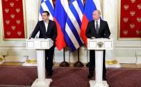 DIPLOMAT - Çipras'tan Putin'e Açıklaması 'Türkiye'nin Yeni Silahlanma Programından Rahatsızız'